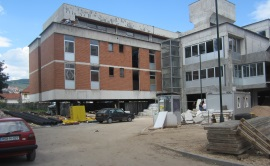 HEALTH CENTER NOVI GRAD KUMROVEC, RECONSTRUCTION OF THE BUILDING