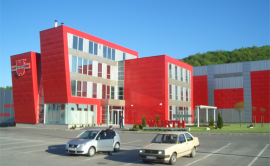 WÜRTH  and LORA LOGISTICAL CENTER SARAJEVO